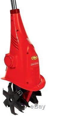 Cultivateur De Jardin Électrique Sun Joe Tj599e-red 6.3-inch 2.5 Amp Red