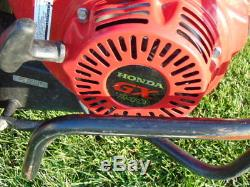 Cultivateur De Jardin Motoculteur Motoculteur Gx240 Honda Frc800