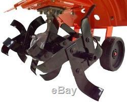 Cultivateur De Motobineuse Powermate Entraînement À Denture Avant À Gaz Lourd 4 Cycle 150cc 11