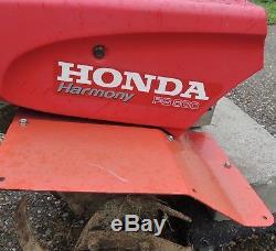 Cultivateur De Motoculteur De Jardin Honda Harmony Fg 500