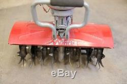 Cultivateur De Motoculteur Mantis Xp 7566 Honda Gx35