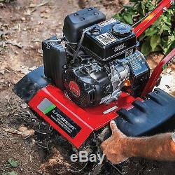 Cultivateur De Motoculteur Versa Earthquake 20015 Avec Moteur Viper 4 Temps 99cc, 5 Ans