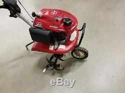 Cultivateur De Pelouse De Honda Tiller F220 Petit Cadre Roto Mini MID Tine Puissant Ez