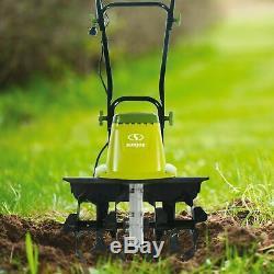 Cultivateur Électrique Cultivateur De Jardin Rototiller Yard Lawn Power Tools Equipment New