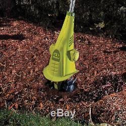 Cultivateur Électrique Cultivateur De Jardinage Sun Joe 6.3-inch 2.5-amp Yard Lawn Red Nouveau