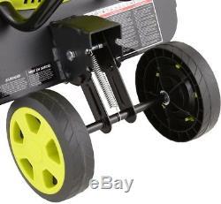 Cultivateur Électrique De Motoculteur 13.5-amp 16 Po Avec Roues De 5,5 Po 6 Dents En Acier