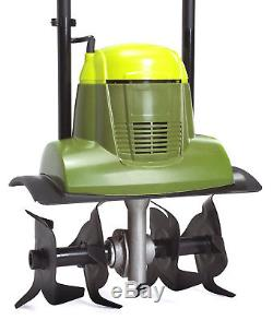 Cultivateur Électrique De Motoculteur 14 Pouces Rototiller De Sol De Machine De Sol De Pelouse