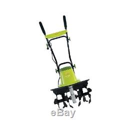 Cultivateur Et Motoculteur Électrique Sun Joe Tj604e De 16,5 Po