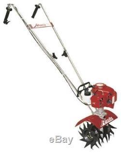 Cultivateur Motoculteur Pour Motoculteur À Essence À 2 Cycles De Gazeuse Commerciale Mantis 7228 240 Tr / Min