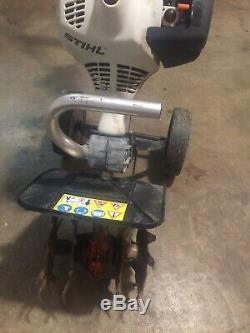 Cultivateur Motoculteur Stihl MM 55 Stihl Lawn Proffessional