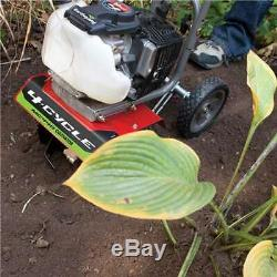 Cultivateur Motoculteur Viper 4 Cycles 4080 Mc440 De Tremblement De Terre (boîte Ouverte)