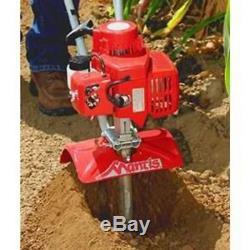 Cultivateur Roto Rotor Mantis Garden 21cc 2-cycle Plus Gaz Avec Faststart