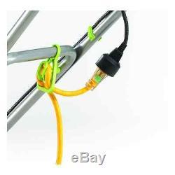 Earthwise 11-inch 8.5-amp Cordeleuse Électrique / Cultivateur, Modèle Tc70001