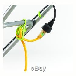 Earthwise 11-inch 8.5-amp Cordeleuse Électrique Et Cultivateur Tc70001