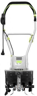 Earthwise Electric 8.5 Amp 11 In. W Tiller Cultivator Poignée Ergonomique Brand New