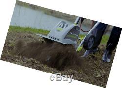 Earthwise Tc70001 Motoculteur / Cultivateur Électrique Filaire De 11 Pouces