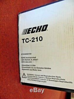 Echo 9. 21,2 CC Gaz Tiller / Cultivateur Front-tine Forward Rotatif Tc-210