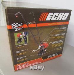 Echo Gas Tiller / Cultivator Tc-210 Nouveau
