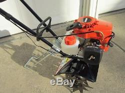 Échographe Tc-210 De 9,2 CM (21,2 Cm3) Cultivateur / Motoculteur Avant À Rotation Avant
