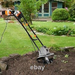 Electric 1050w Tiller Garden Soil Cultivator/rotavator 32cm Coupe