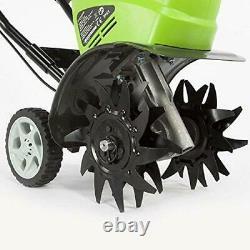 Greenworks 10 Pouces 40v Sans Fil Cultivateur, Batterie Non Inclus