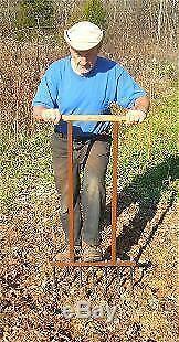Grelinette Cultivateur Du Sol De Jardin