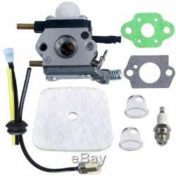 Hipa C1u-k54a Kit De Remplacement De Filtre À Air De Carburateur Pièce Pour Cultivateur Mantis 2 Cycles