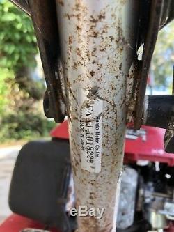 Honda 21 Roto Tiller Lawn Garden Cultivateur Rototiller Utilisé Livraison Gratuite