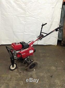 Honda Fc600 26 Tiller Commercial Jardin Cultivateur Rototiller Cour Pelouse Machine
