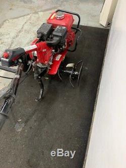Honda Fc600 26 Tiller Jardin Commercial Cultivateur Rototiller Machine De Jardin
