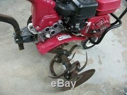 Honda Fc600 26 Tiller Jardin Commercial Cultivateur Rototiller Yard Machine Lawn