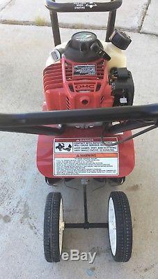 Honda Fg110 9 '' 25cc Forward Rotate Milieu Mini Tine Gad Tiller Cultivateur