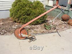 Jardin Vintage Cultivateur Étrille Outil