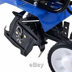 Landworks Super Duty Mini Tiller Cultivateur 3hp 52cc 2 Gaz Stroke Moteur
