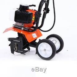 Le Gaz De Labour De Yard De Jardin De Cultivateur De Motoculteur De Mini Motoculteur A Actionné 2stroke 52cc 9000rpm