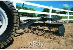 Manchon Attelage Racloir Box Gravier Niveleur Lame Tracteur Universel Agri-fab