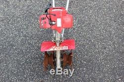 Mantis 501 Cultivateur À Double Motoculteur À Gaz