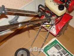 Mantis 7222-03 Garden Tiller Cultivateur Rototiller Et Accessoires - Travaux À Effectuer