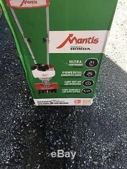 Mantis 7268 Cultivateur À 4 Cycles À Motoculteur À Essence
