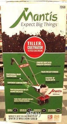 Mantis 7268 Motoculteur / Cultivateur Nouveau (livraison Gratuite Rapide)