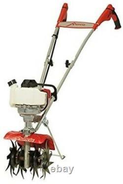 Mantis 7940 4 Cycle Gas Honda Powered Tiller Cultivator Avec Kickstand 25cc
