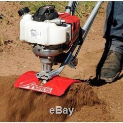 Mantis Gaz Mini Cultivateur De Cultivateur De Sol De Jardin Dig Digger Weed Ground 4-cycle