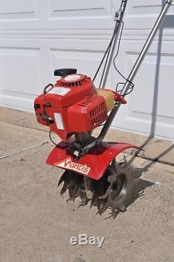 Mantis Rototiller Cultivator Gas À 2 Cycles