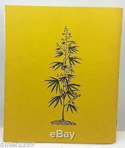 Manuel Du Cultivateur De Marijuana 1970 Par Bill Drake Première Édition Révisée