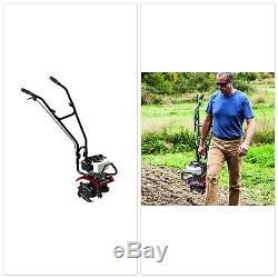 Mini Motoculteur De Cultivateur De Jardin Avec Rototiller Actionné Par Moteur De Viper De 25cc 2 Cycles