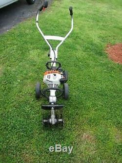 Mini Motoculteur De Jardin Stihl M55
