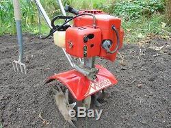 Motobêche 2 Stroke Rotavator, Rotovator, Cultivateur
