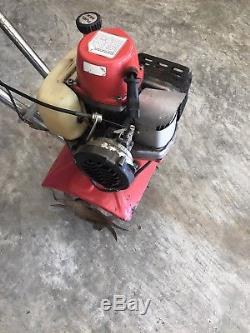 Motoculteur / Cultivateur À 2 Cycles Mantis Le Motoculteur Mantis Sv-2ae Nécessite Des Travaux. Les Pièces