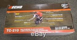 Motoculteur / Cultivateur À Gaz Echo Tc-210 New 30f