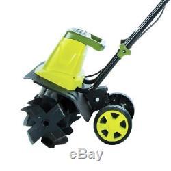 Motoculteur / Cultivateur De Jardin Électrique Snow Joe Sun Tj604e De 16 Po.